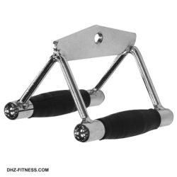 MB-SRB Ручка для тяги к животу (узкий параллельный хват) обрезиненная