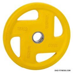 FASSION Диск D50 обрезиненный цветной 15 кг