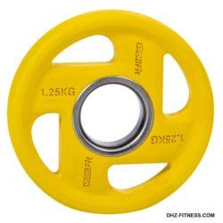 FASSION Диск D50 обрезиненный цветной 1,25 кг