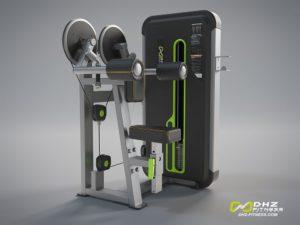 DHZ Fitness Mini Apple A3000 A3005 Дельтовидные разводка фото