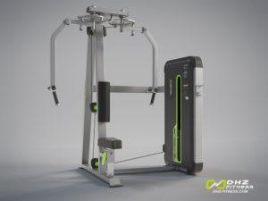 DHZ Fitness Mini Apple A3000 A3007 Баттерфляй / задние дельты фото