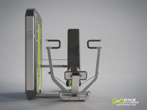 DHZ Fitness Mini Apple A3000 A3008 Жим от груди фото
