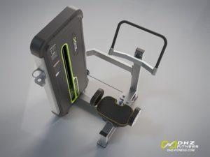 DHZ Fitness Mini Apple A3000 A3018 Торс-машина фото