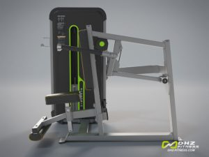 DHZ Fitness Mini Apple A3000 A3026 Трицепс-машина отжимание фото
