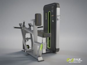 DHZ Fitness Mini Apple A3000 A3034 Тяга с упором в грудь фото