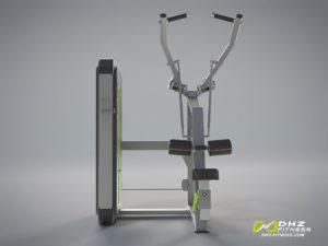 DHZ Fitness Mini Apple A3000 A3035 Тяга сверху фото