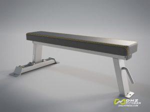 DHZ Fitness Evost Light E3000 E3036 Горизонтальная скамья фото