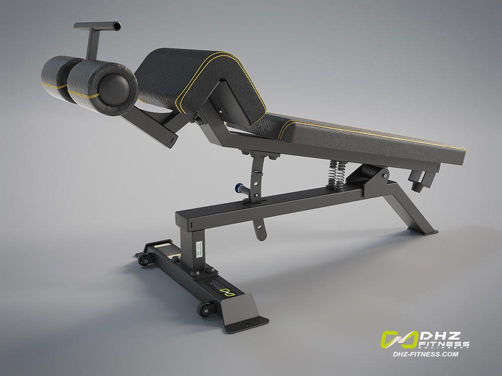 DHZ E3037 Скамья для пресса регулируемая