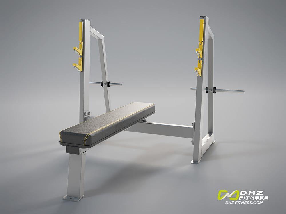 DHZ Fitness Evost Light E3000 E3043 Скамья жим от груди горизонтальный