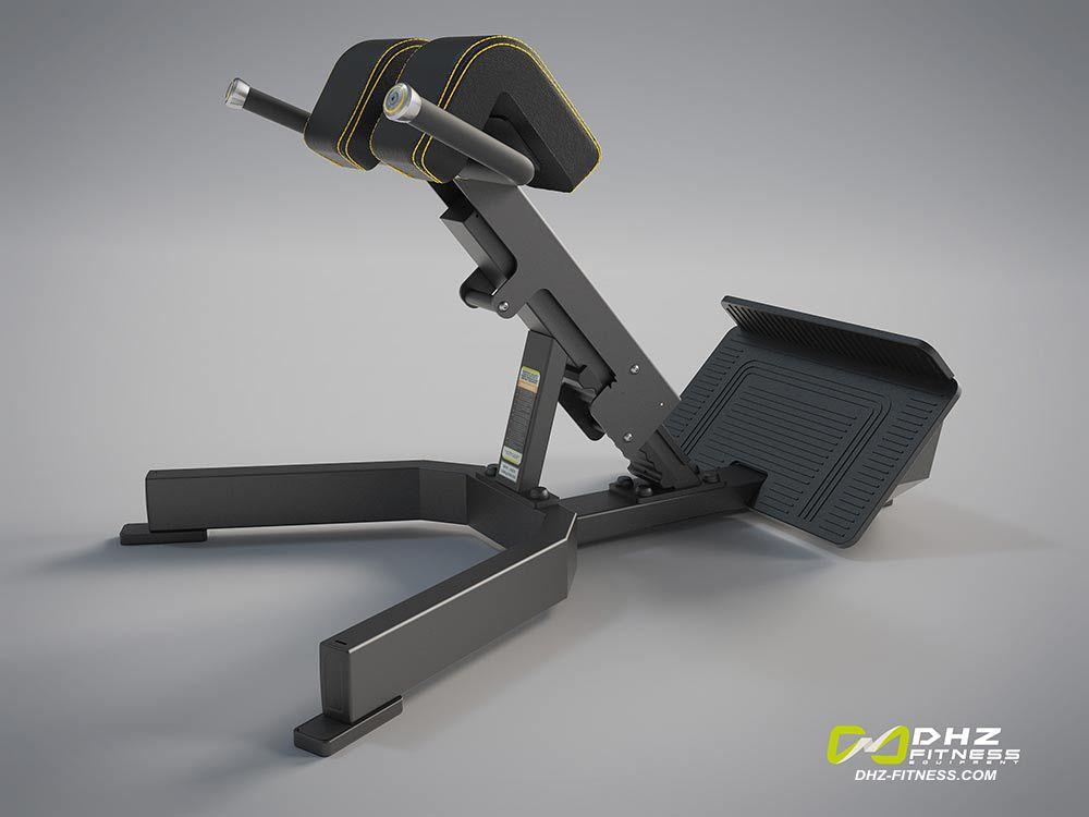DHZ Fitness Evost Light E3000 E3045 Гиперэкстензия 45°