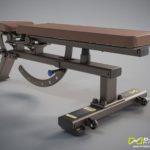 DHZ Style I Pro E1039 Скамья универсальная, мобильная