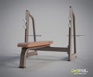 DHZ Style I Pro E1043 Скамья - стойка для жима штанги лежа