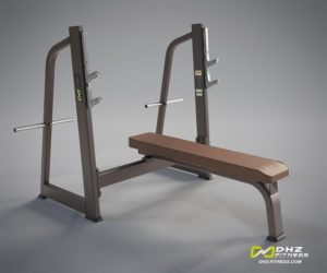 DHZ Style I Pro E1043 Скамья - стойка для жима штанги лежа фото