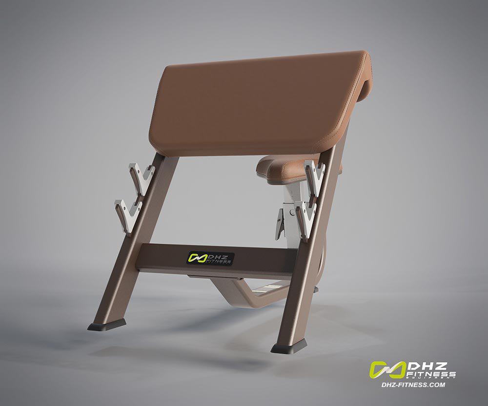 DHZ Style I Pro E1044 Скамья для бицепса с сиденьем