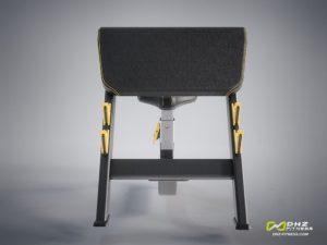 DHZ Style I Pro E1044 Скамья для бицепса с сиденьем фото