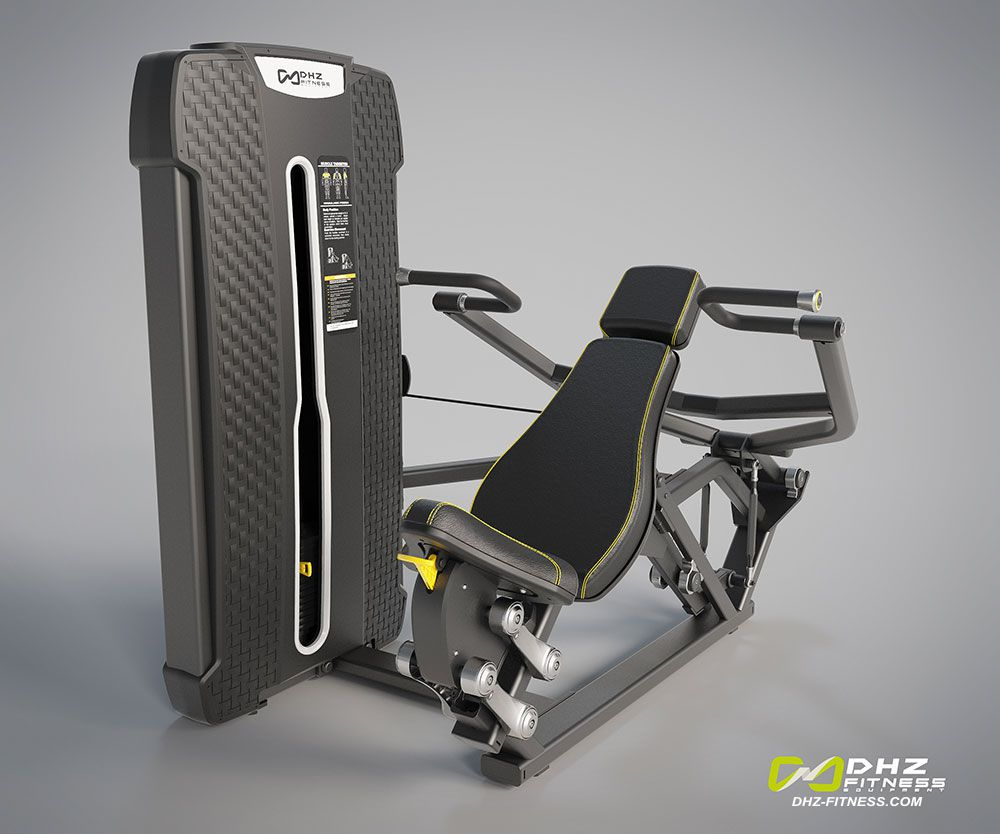 DHZ Style I Pro E4006 Жим от плеч