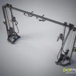 DHZ Style I Pro E4016 Кроссовер с изменением высоты