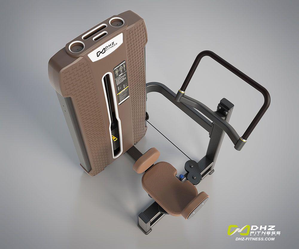 DHZ Style I Pro E4018 Вращение торса