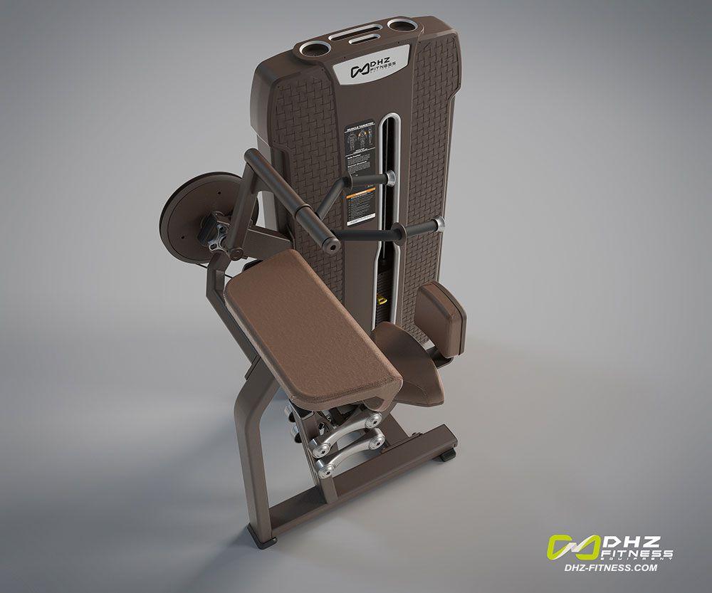 DHZ Style I Pro E4027 Трицепс сидя (прямая парта)