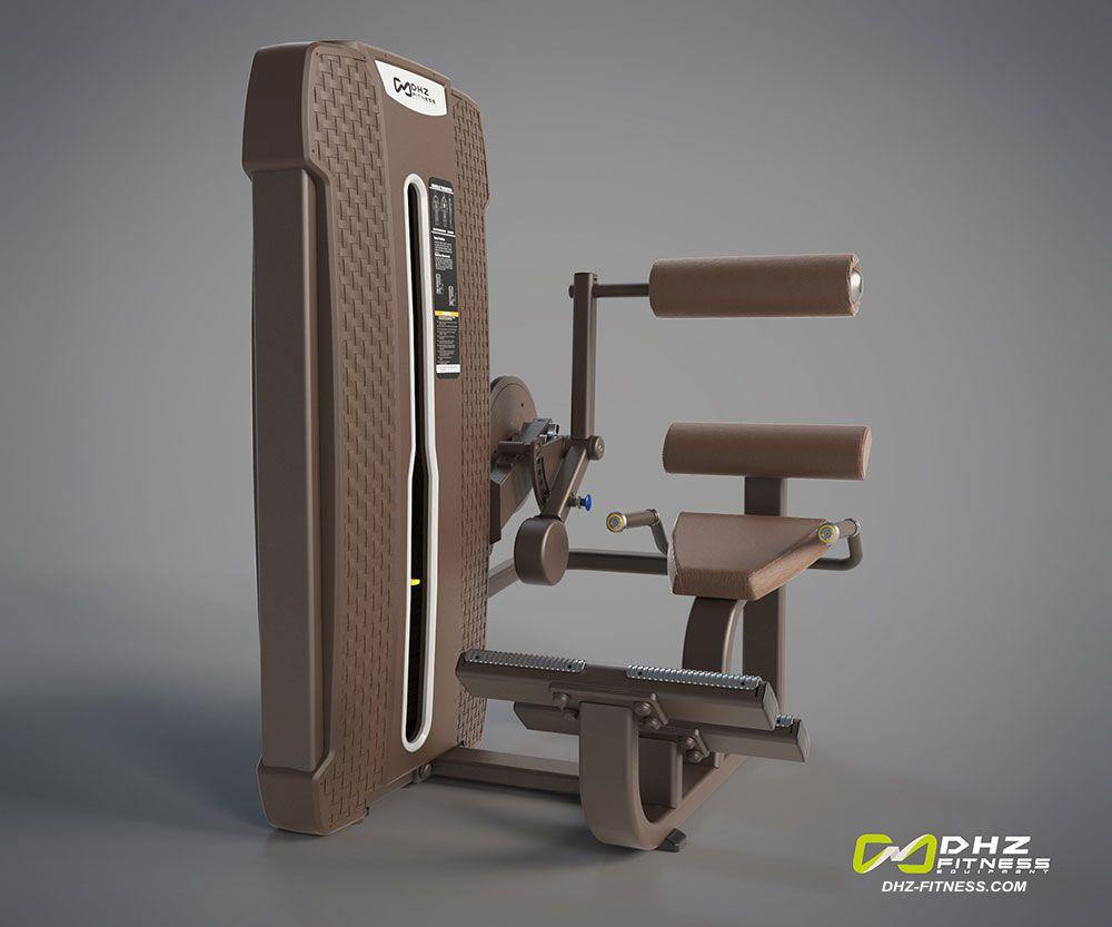 DHZ Style I Pro E4031 Разгибание спины