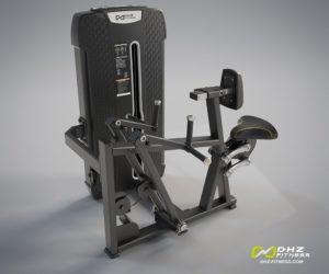DHZ E4034 Гребная тяга с упором на грудь