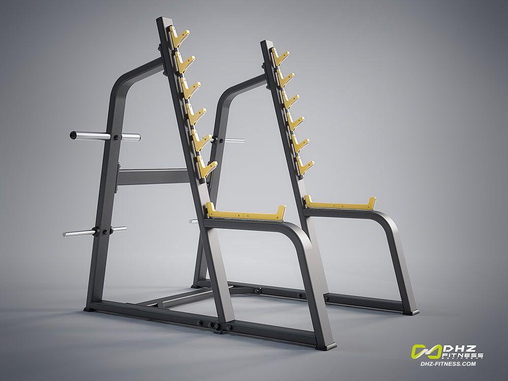 DHZ Style I Pro E1050 Стойка для приседания с ограничителями