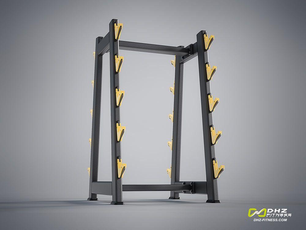 DHZ Style I Pro E1055 Стойка для штанг на 10 шт