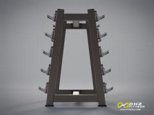 DHZ Style I Pro E1055 Стойка для штанг на 10 шт фото