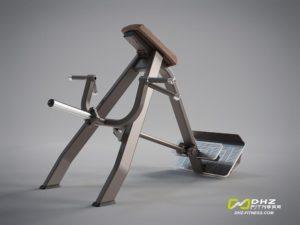 DHZ Style I Pro E1061 Т-образная тяга с упором в наклоне фото