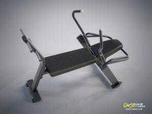 DHZ Style I Pro E1070 Пресс скамья фото