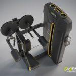 DHZ Style II A4005 Дельтовидные разводка