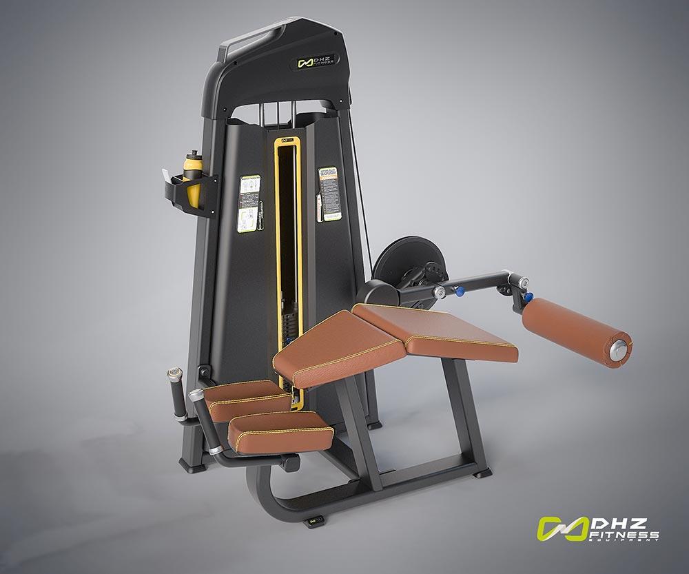 DHZ Fitness Evost E1000 E1001 Сгибание ног лежа