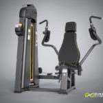 DHZ Fitness Evost E1000 E1004 Баттерфляй