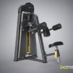 DHZ Fitness Evost E1000 E1005 Дельтовидные разводка