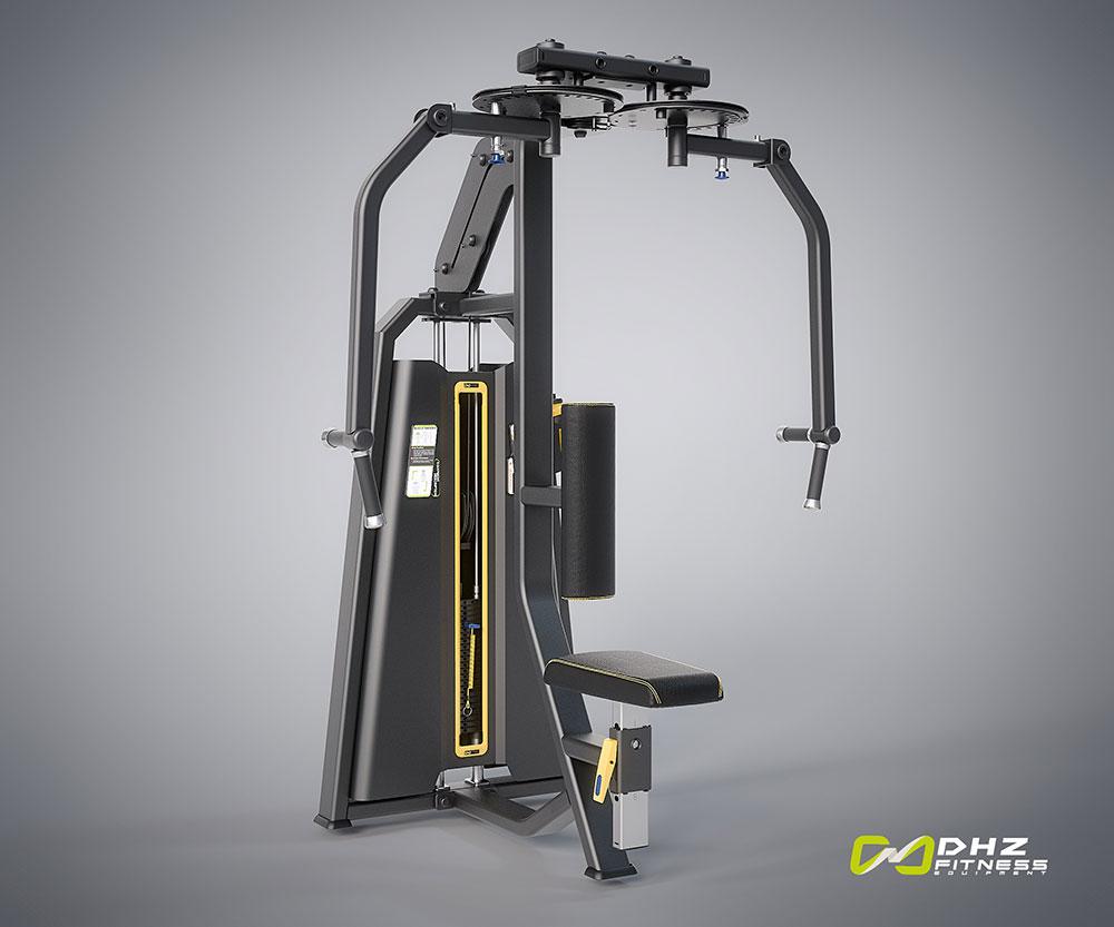 DHZ Fitness Evost E1000 E1007 Баттерфляй / задняя дельта