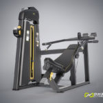 DHZ Fitness Evost E1000 E1013 Жим от груди наклоный