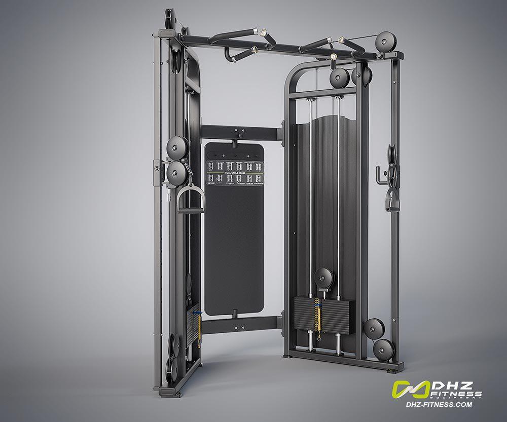 DHZ Fitness Evost E1000 E1017 Кроссовер угловой