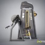 DHZ Fitness Evost E1000 E1030 Бицепс-машина