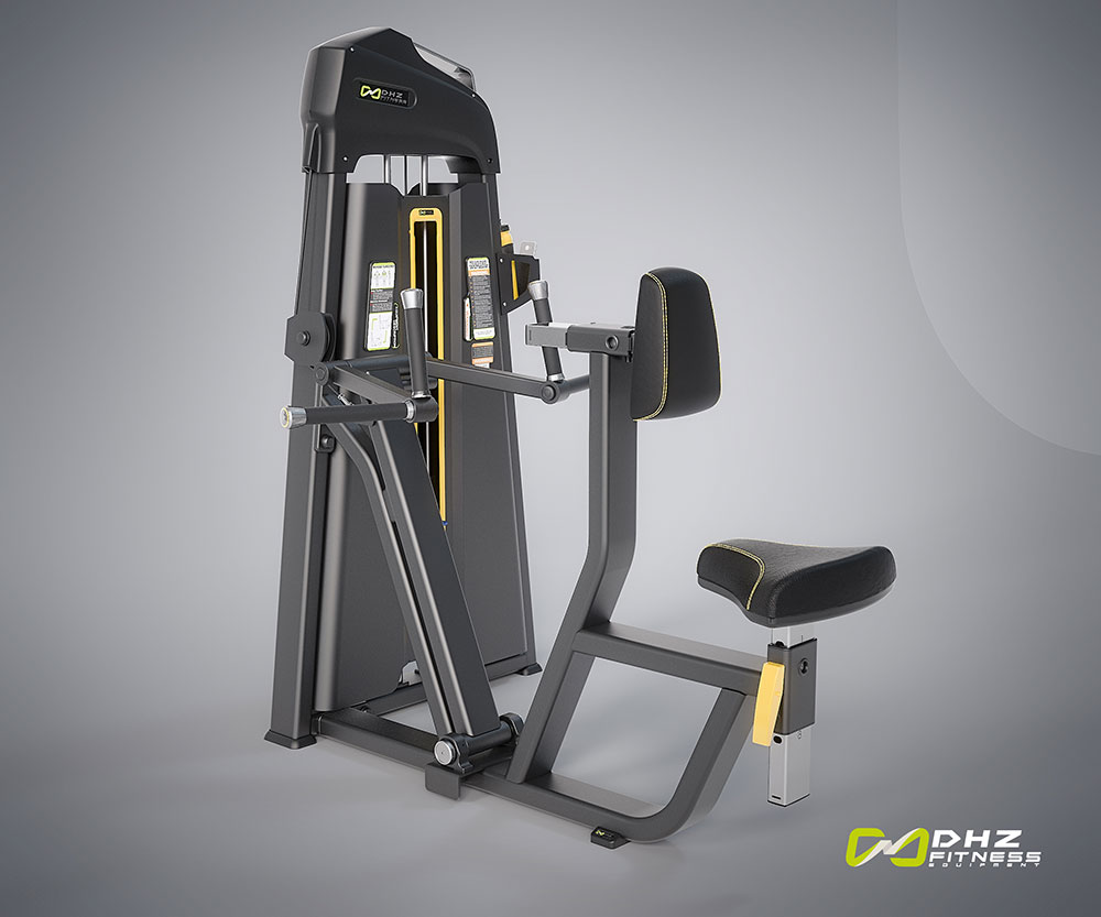 DHZ Fitness Evost E1000 E1034 Тяга с упором в грудь