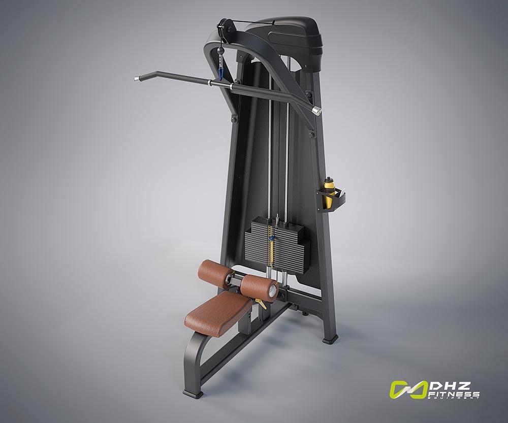 DHZ Fitness Evost E1000 E1035 Тяга сверху