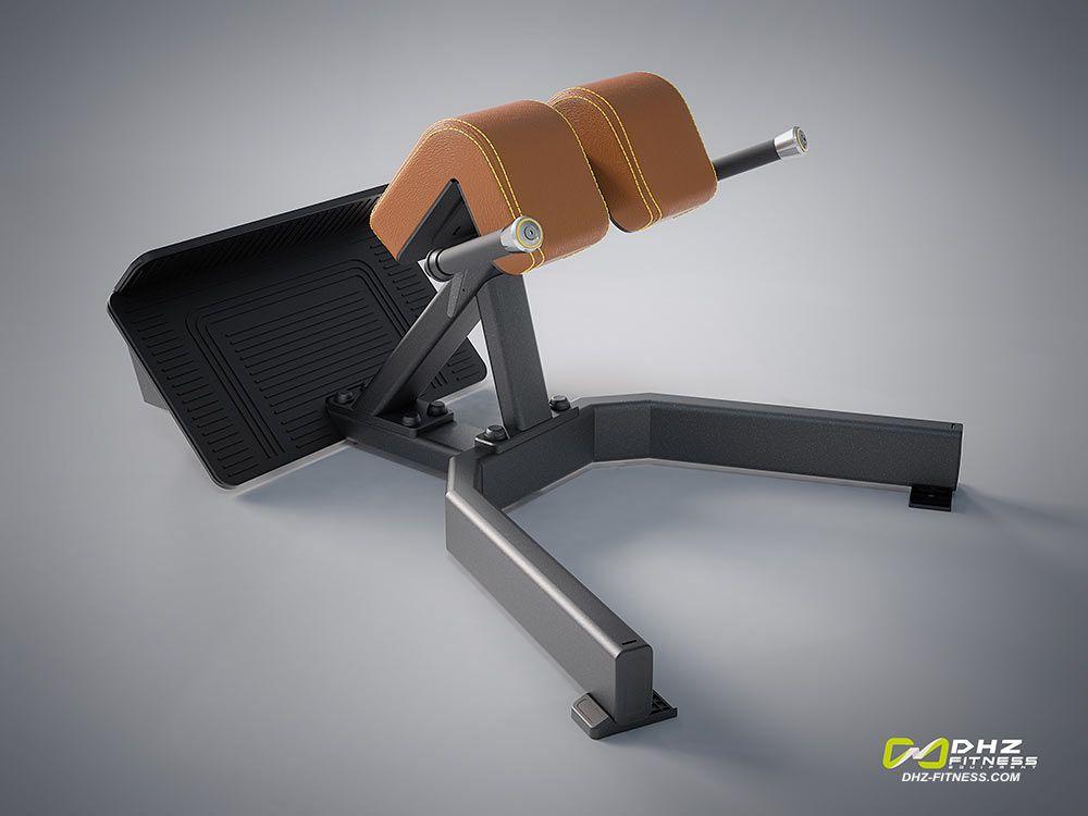 DHZ Fitness Evost E1000 E1045 Гиперэкстензия 45°