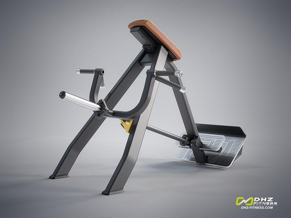 DHZ E1061 Т-образная тяга свободный вес