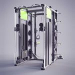 DHZ Fitness Evost E1000 E1083 Мультистанция