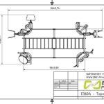 DHZ E-360 E360-A Станция для функционального тренинга