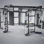 DHZ E-360 E360-C Станция для функционального тренинга