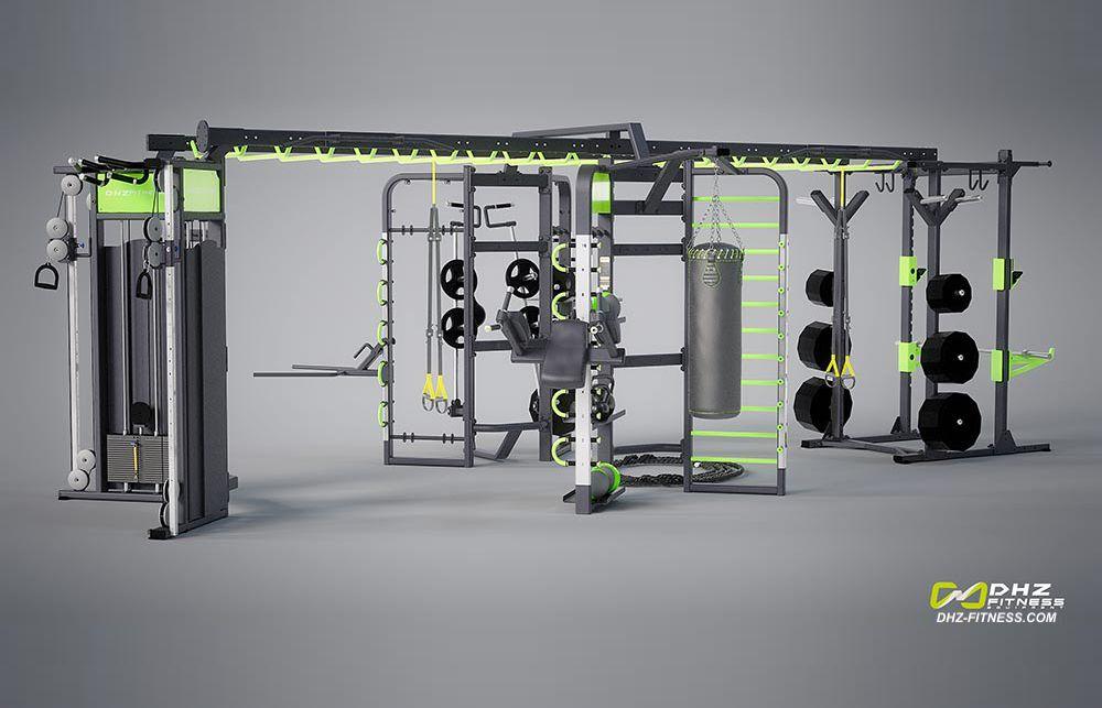 DHZ E360-H Станция для функционального тренинга