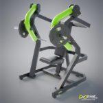 DHZ Fitness Plate Load Y900Z Y905Z Жим от груди