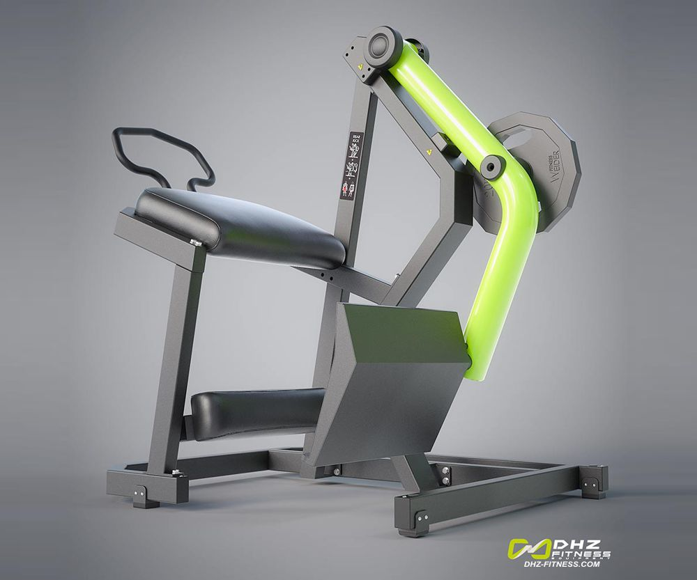 DHZ Fitness Plate Load Y900Z Y940Z Глют машина