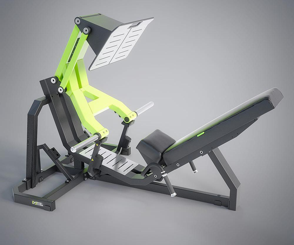 DHZ Fitness Plate Load Y900Z Y950Z Жим ногами