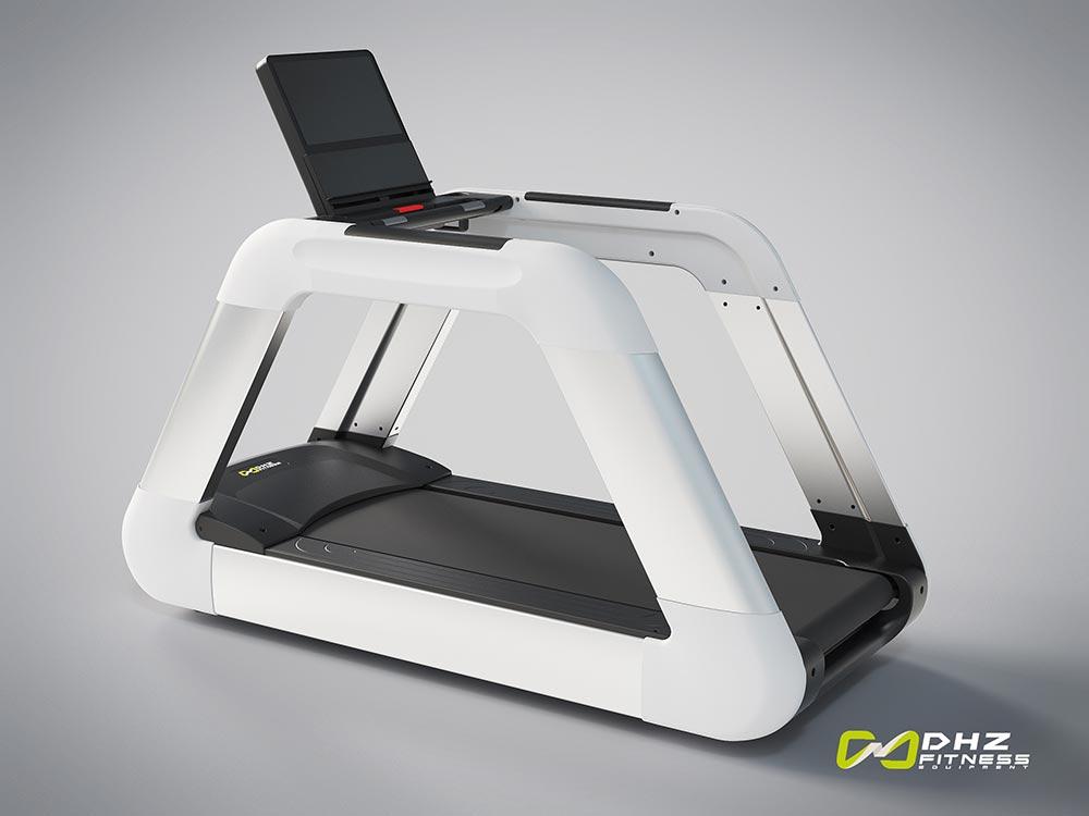 DHZ X8900TV Беговая дорожка коммерческая
